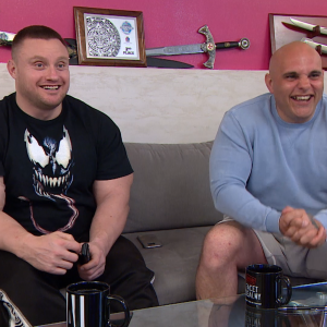 Gogglebox: Co było na kawalerskim, zostaje na kawalerskim?