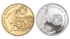 850 tysięcy monet[br] na 100-lecie Polonii