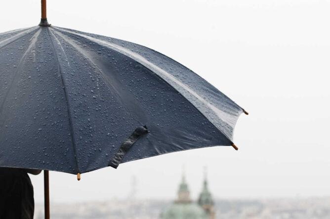 W Seattle parasolki są nielegalne