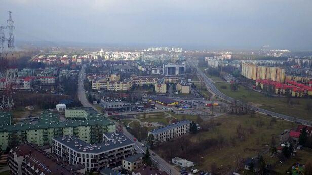 Przybywa bloków na Białołęce archiwum TVN24