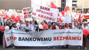 Manifestacja frankowiczów, pikieta KOD i bieg SGH. Weekend z utrudnieniami
