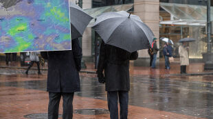 Zmiana w pogodzie. Na horyzoncie intensywne opady deszczu
