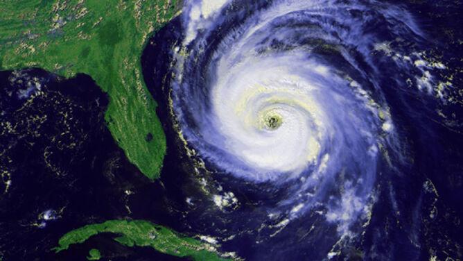 Mniej huraganów niż zwykle. <br />W tym roku Atlantyk spokojniejszy