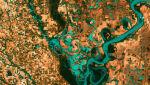 Meandry Mississippi, 28.05.2003 (NASA's Goddard Space Flight Center/USGS)