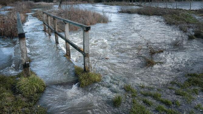 Zalania i podtopienia na północy kraju. IMGW wydał ostrzeżenia hydrologiczne