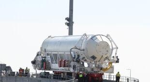 Próby startu nowej rakiety wykazały błędy
